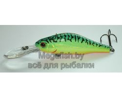 Воблер Raiden Bully Shad 70SP(10g 70 mm 1,0-4,0)slow floating  цвет AB38