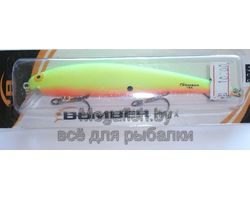 Воблер Bomber Long A B15A (11,9 см 13 г 0,6-2,4 м) floating цвет wigg27 (chrt green dack&red belly)