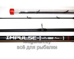 Фидер Kaida ImPulseII 3,3метра, тест 60-160 гр