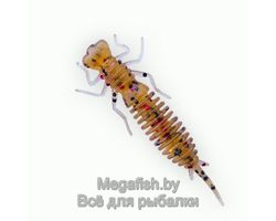 Силиконовая приманка Fanatik Larva 2 (5см,упаковка 8 шт) цвет 003