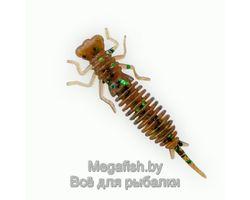 Силиконовая приманка Fanatik Larva 2 (5см,упаковка 8 шт) цвет 004