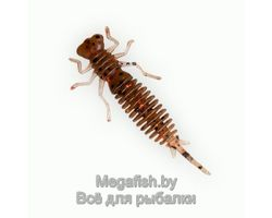 Силиконовая приманка Fanatik Larva 2 (5см,упаковка 8 шт) цвет 006