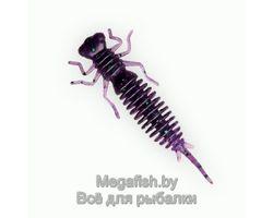 Силиконовая приманка Fanatik Larva 2 (5см,упаковка 8 шт) цвет 007