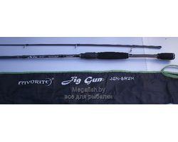 Удилище спиннинговое  Favorite Jig Gun JGN-682M 203 mm  7-21g