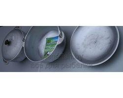 Казан походных литой с крышкой 3,5 литра