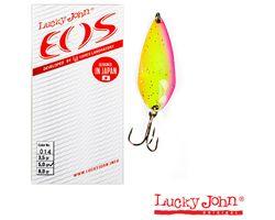 Колеблющаяся блесна Lucky John EOS 8,0 g ( 44 mm, 8.0 g) цвет 018