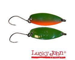 Колеблющаяся блесна Lucky John TR AYU 03.5 (3.2см,3.5гр) цвет 008