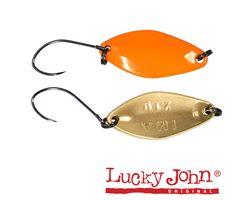 Колеблющаяся блесна Lucky John TR IMA 01.8 (3см,1.8гр) цвет 006