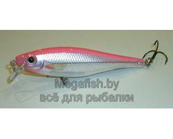 Воблер Rapala BX Minnow BXM10 (10 см 12г  0,9-1,5м) floating цвет PN (Pink) -розовый