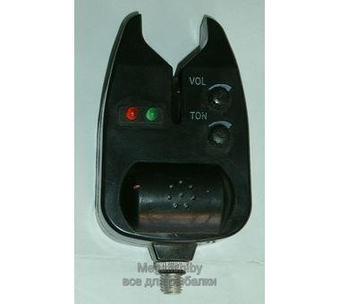 Сигнализатор поклёвки электронный  свето-звуковой