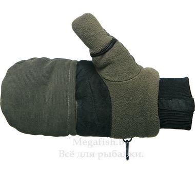Перчатки-варежки с магнитным фиксатором Norfin Magnet 303108