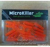 Силиконовая приманка MicroKiller Твистер тт25