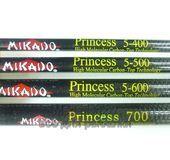 Телескопическое маховое  удилище Mikado Princess