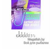 Крючок одноподдевный Cobra VIKING